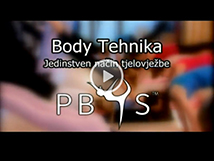 PBS Body tehnika