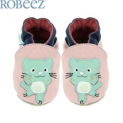 Robeez Funny cat