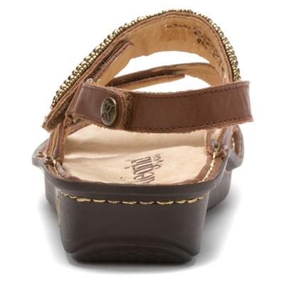Alegria Verona Antique Brass Sandale