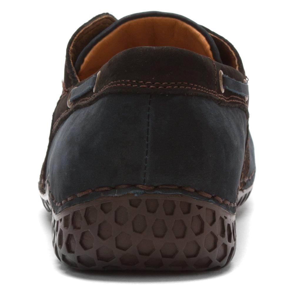 Alegria Franklin Navy Leather
