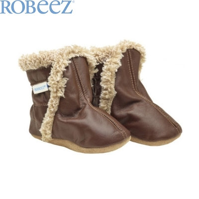 Robeez Classic Boot, smeđa boja