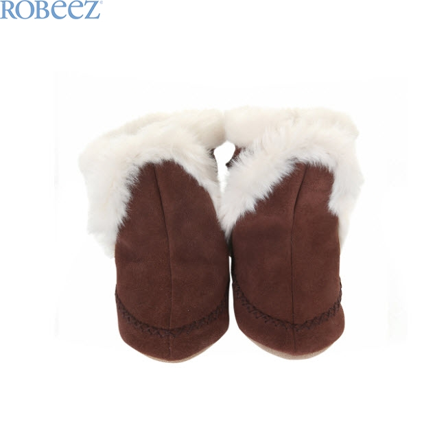 Robeez Fab Folk Booties