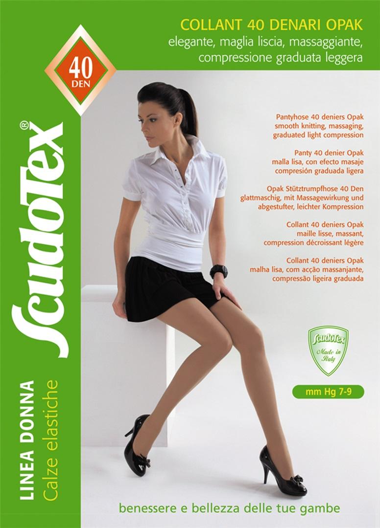 Kompresivne čarape - 40den