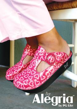 Alegria anatomska obuća, Anatomske papuče, Anatomske klompe, Anatomske šlape