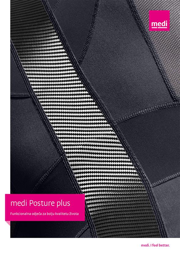Medi Posture Plus - Brosura