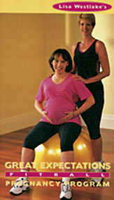 Fitball pregnancy program
