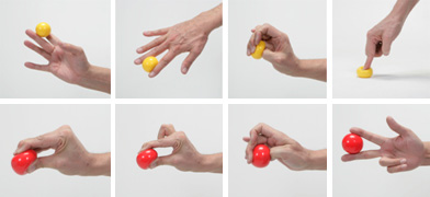 Freeballs Hand