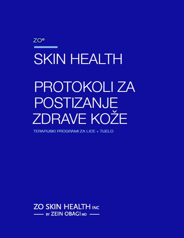 ZO® SKIN HEALTH - Protokoli za postizanje zdrave kože